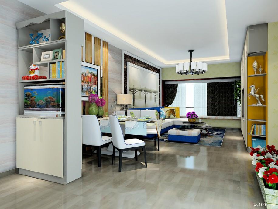 客厅电视柜设计风格鉴赏