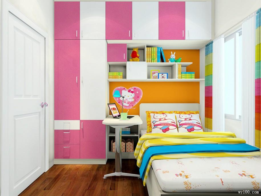 家居生活中,儿童衣柜的尺寸应如何设计