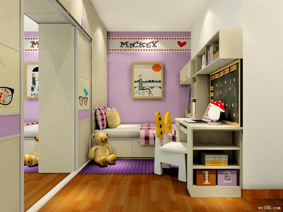 普通儿童衣柜-维意家具网上商城