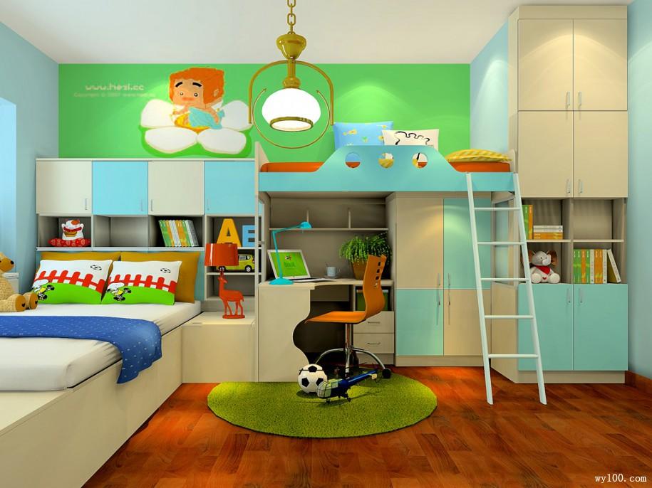 什么样的创意儿童衣柜比较好