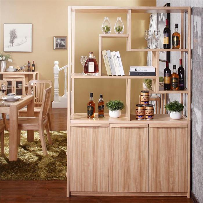 现代酒柜隔断和老式酒柜的区别