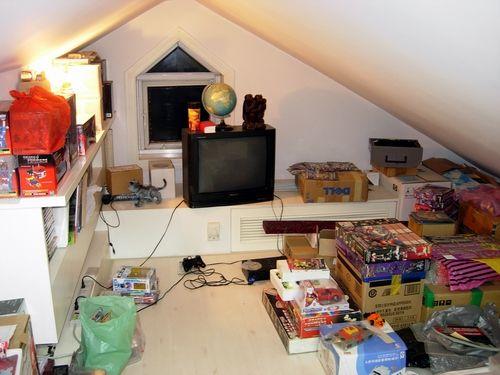 阁楼儿童房装修--维意定制网上商城