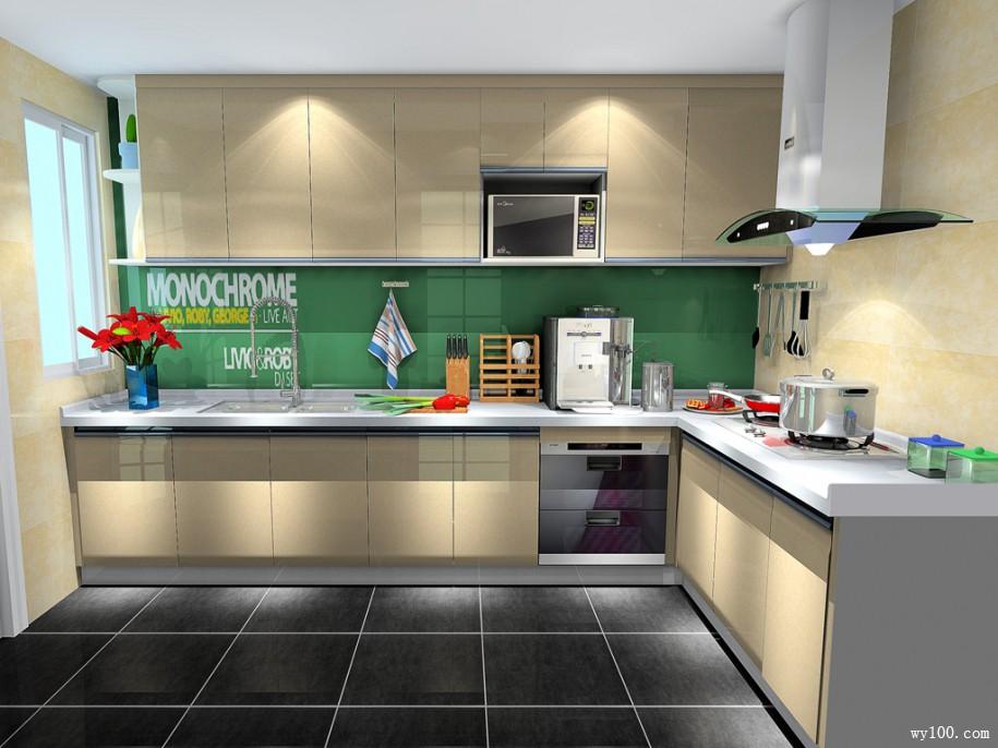 家庭装修厨房