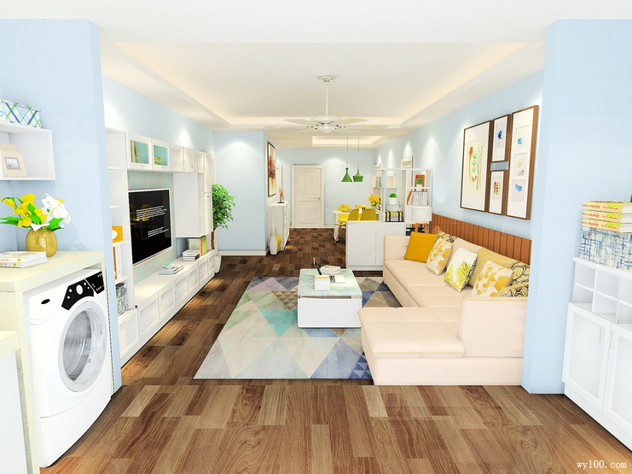 奢华客厅装修,让你尽显高端的生活品质