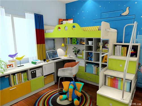 儿童房装修报价多少--维意定制网上商城