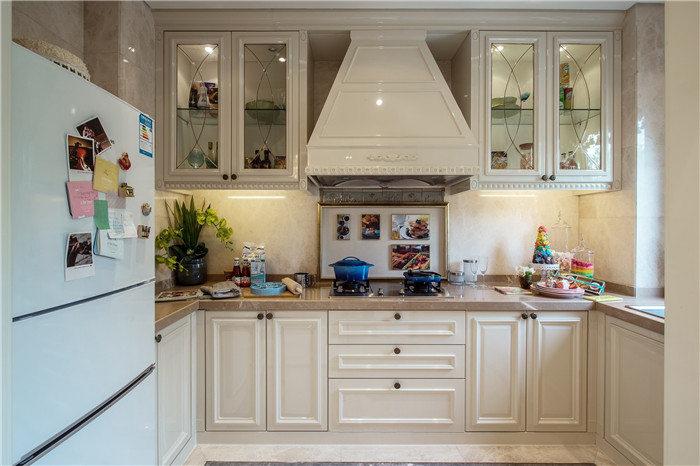 收藏着,好看的厨房装修案例图大全