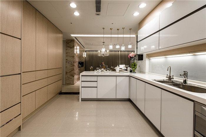 过道厨房装修--维意定制网上商城