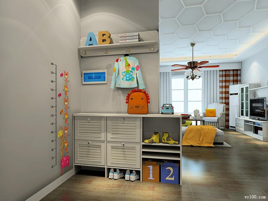 门厅柜拐角鞋柜以及衣帽柜设计须知