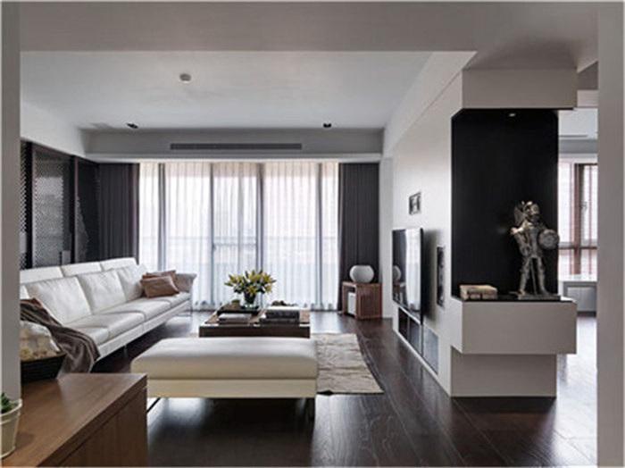 一居室客厅装修--维意定制网上商城