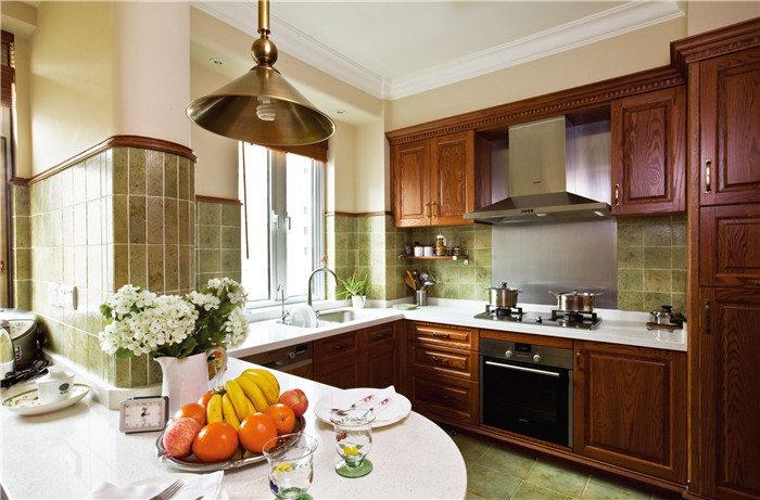 现代厨房有什么家具--维意定制网上商城