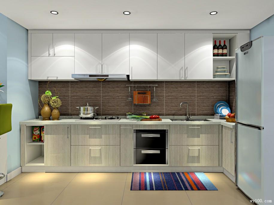 现代厨房收纳设计应该怎么做