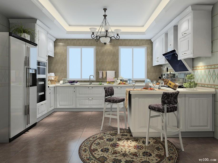 现代厨房收纳设计几大妙招