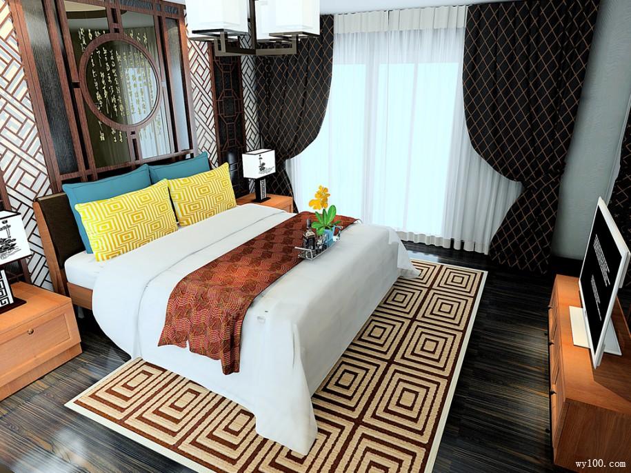 怎样装饰卧室更有特色