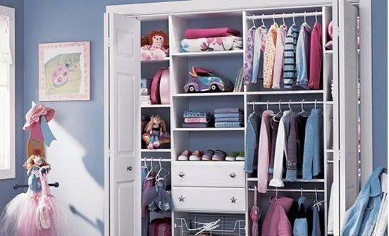 儿童衣柜设计注意事项--维意定制家具网上商城
