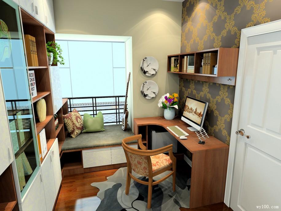 小书房装修怎么做才是你的专属定制
