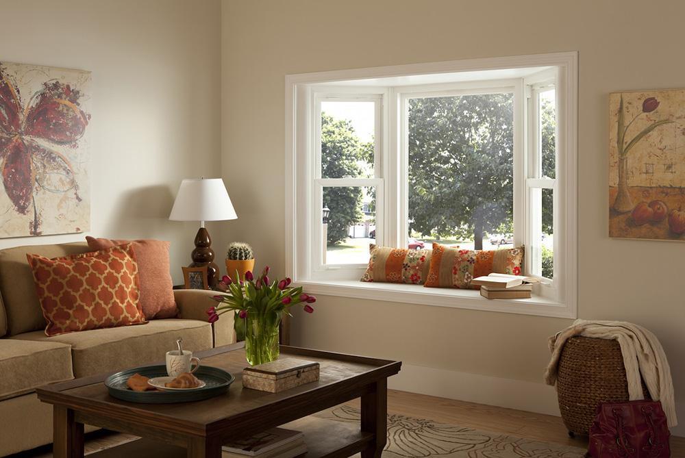 客厅飘窗保暖设计--维意定制家具网上商城