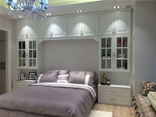 小卧室空间利用--维意定制家具网上商城