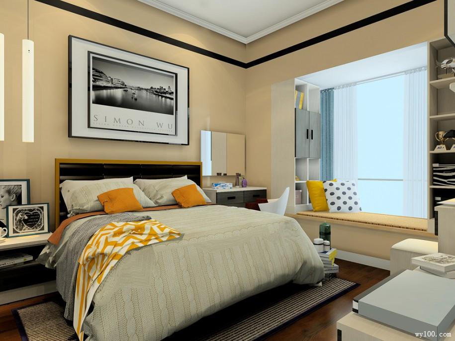 你必须要知道的五点卧室颜色风水禁忌