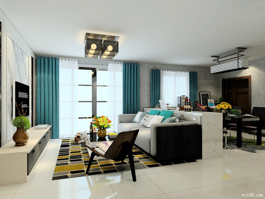 卧室与客厅隔断方式对人们日常生活会有影响吗?