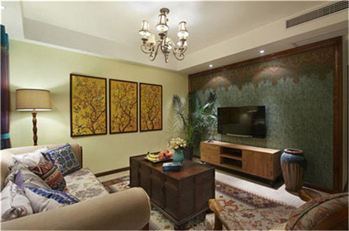 中式客厅家具选购--维意定制家具网上商城