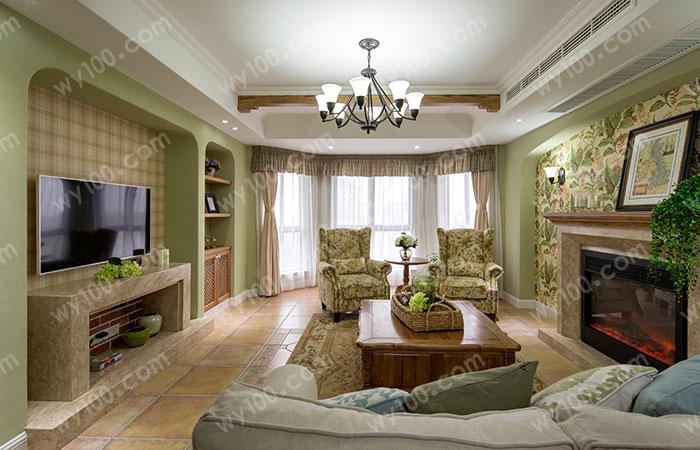 简欧客厅家具搭配技巧有哪些--维意定制家具网上商城