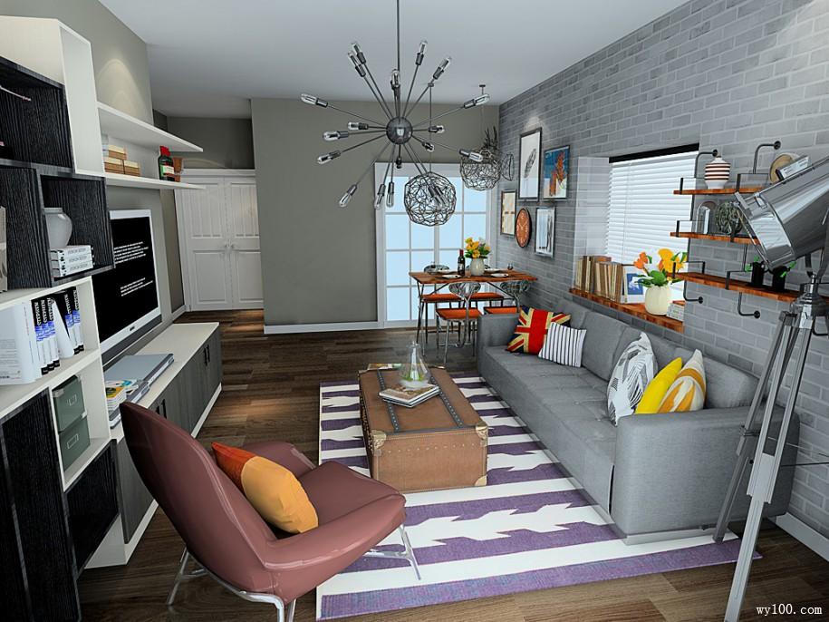 小户型客厅家具套装如何选择?