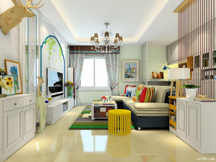 客厅转角电视柜有哪些设计技巧?