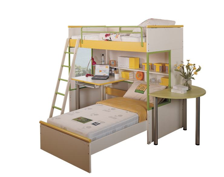 儿童房设计上下床--维意定制家具网上商城