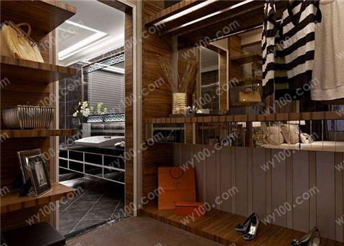 如何装修设计衣帽间--维意定制家具网上商城
