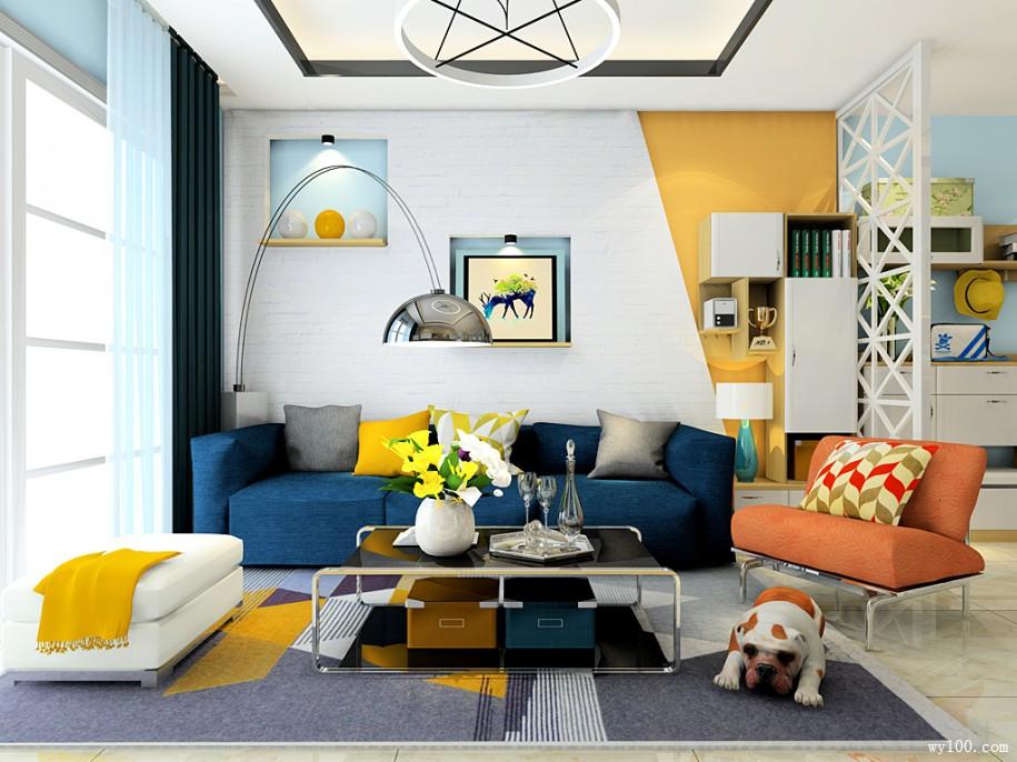 小客厅如何装修才能让空间变得比较大