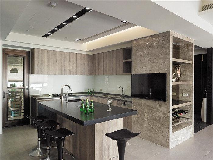 旧厨房改造需要多少钱--维意定制家具网上商城