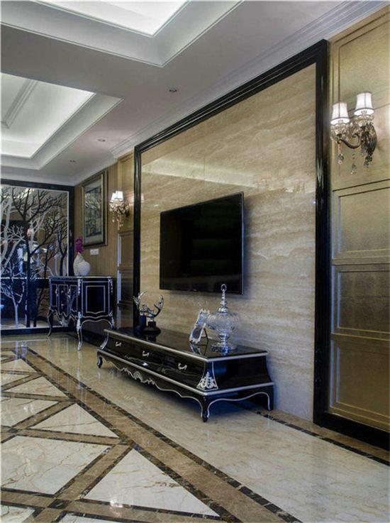 悬空电视柜做法--维意定制家具网上商城