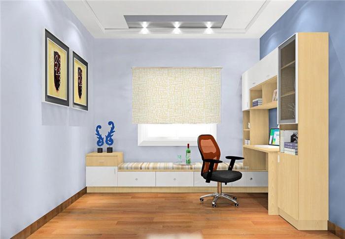小户型飘窗改造--维意定制家具网上商城