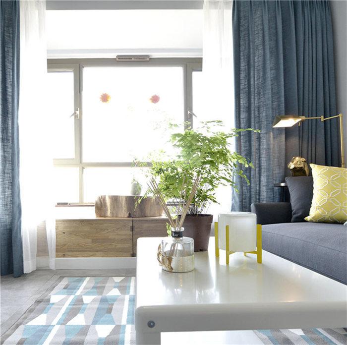 客厅飘窗怎么布置好看--维意定制家具网上商城