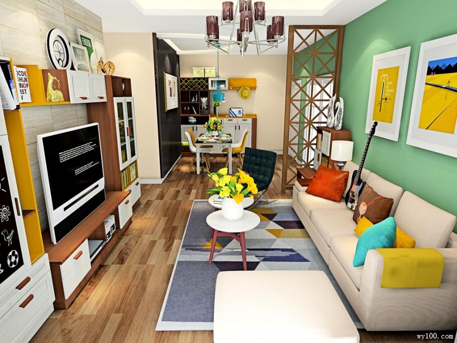 客厅沙发选择什么颜色好呢