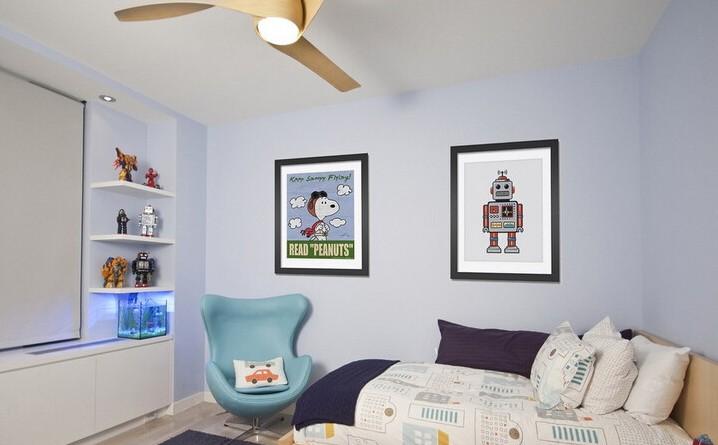 儿童房的设计技巧有哪些