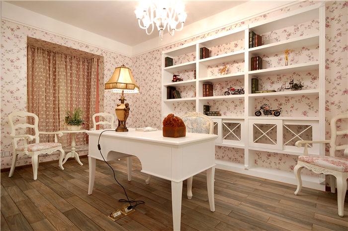 怎样设计书房更有创意