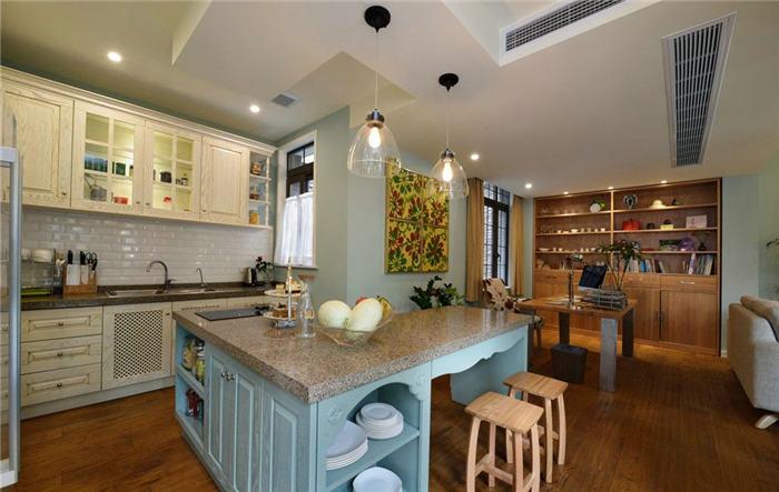 厨房吧台高度怎么选择