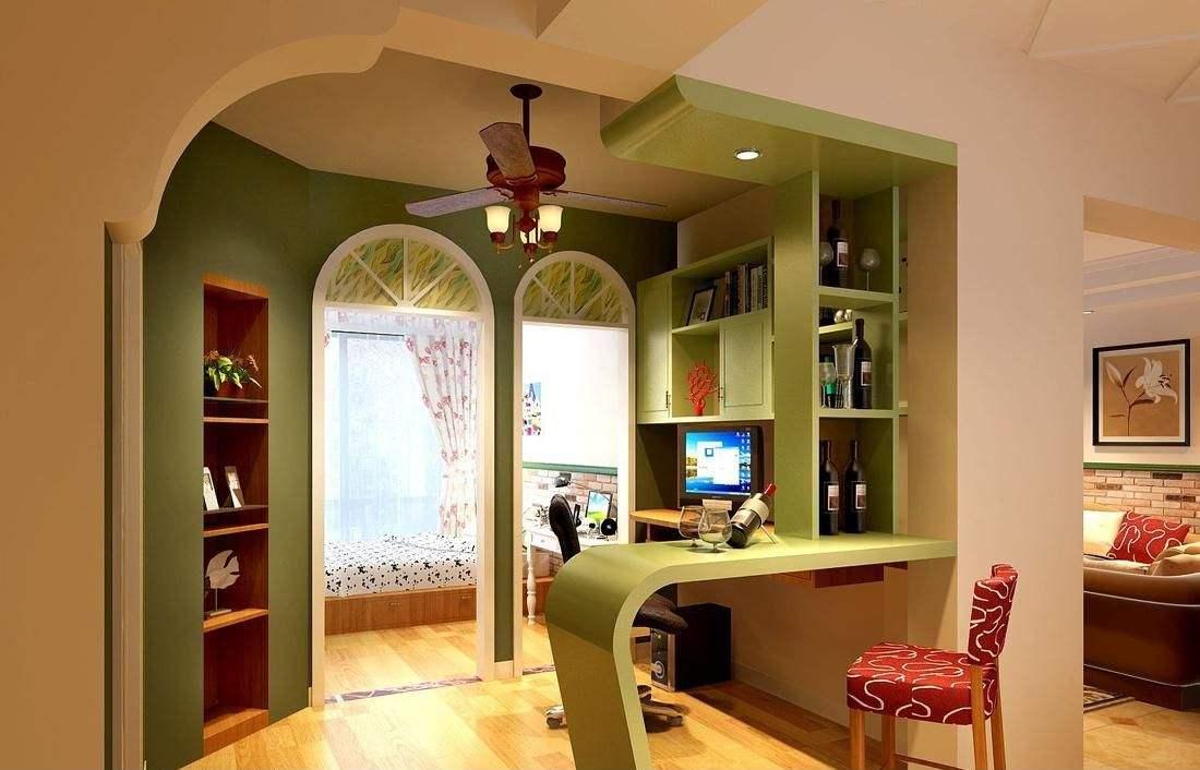 客厅吧台设计注意事项有哪些