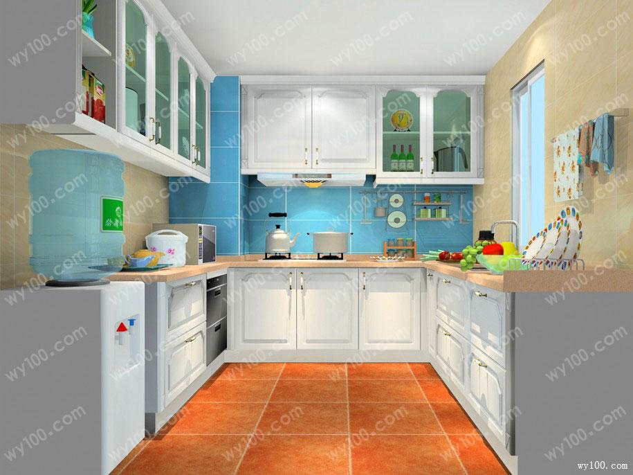 厨房装修中,整体橱柜什么颜色好?