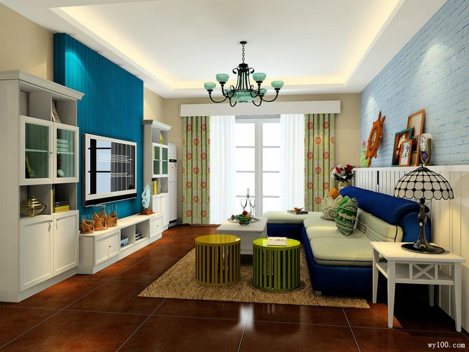 来看看你家里的客厅灯大小怎么选择