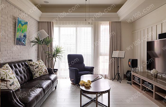 装修百科之客厅白墙怎么装饰好看