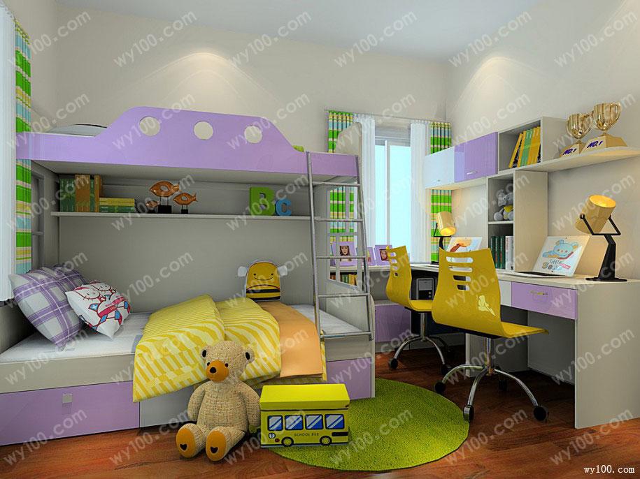 儿童床高低床尺寸你了解吗?