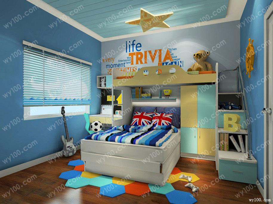 需要先对比儿童房装修3d效果图