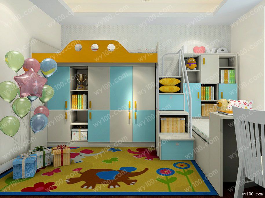 11平米儿童房装修怎样设计比较好?