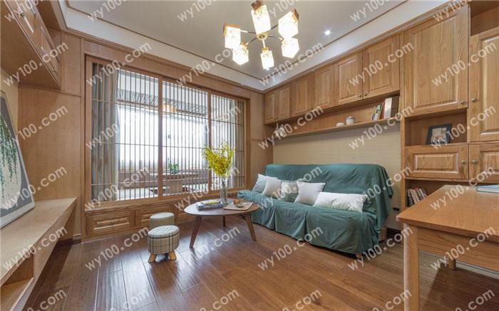 客厅卧室一体装修四点注意事项