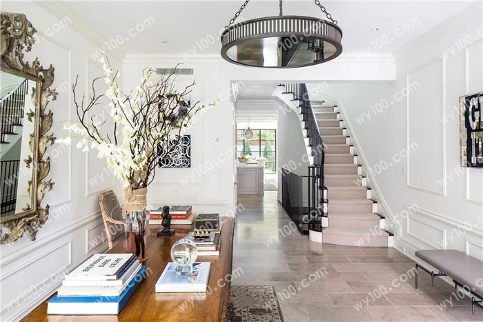 楼梯客厅装修需要注意的事项有哪些?