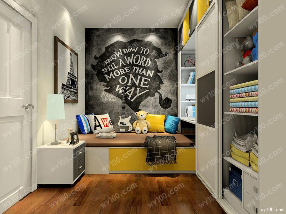 简欧儿童房装修打造舒适的儿童房