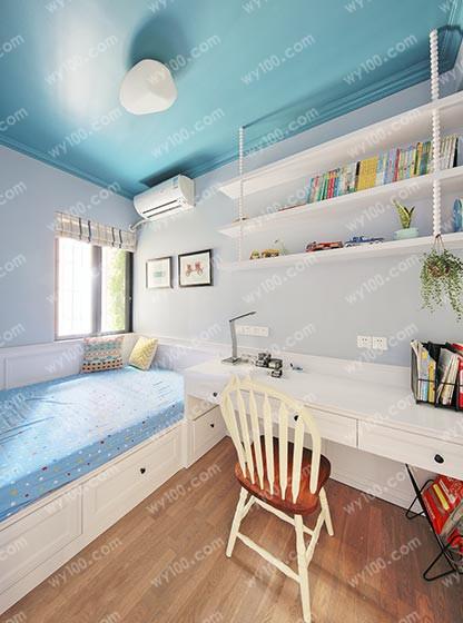 儿童房装修风格图片应该选择什么样的好?
