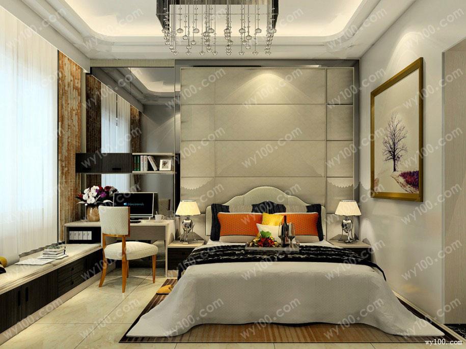 不懂得进来看看,小户型卧室装修设计有哪些技巧